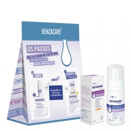 Benzacare Pack Espuma de Limpeza + Creme Borbulhas