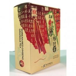 Chá de Ginseng Vermelho Coreano 50 Saquetas