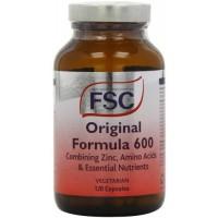 FSC Original Formula 600 for Men 120 Cápsulas