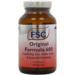 FSC Original Formula 600 for Men 120 Cápsulas