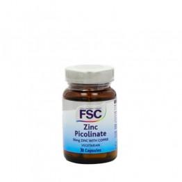 Zinc Picolinate 30 Cápsulas