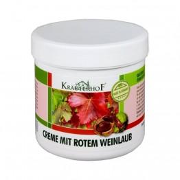KrauterhoF Creme Mit Rotem Weinlaub 250ml