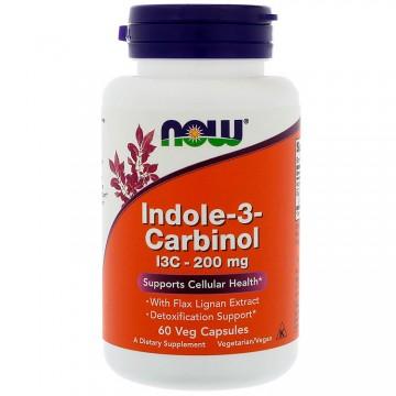 Indole-3-Carbinol 200mg 60 Cápsulas