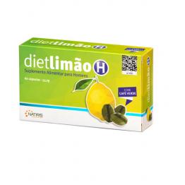 Dietlimão H 60 Cápsulas