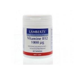 Vitamina B12 1000 mcg Comprimidos