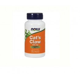 Cats Claw 500 mg 100 Cápsulas Now