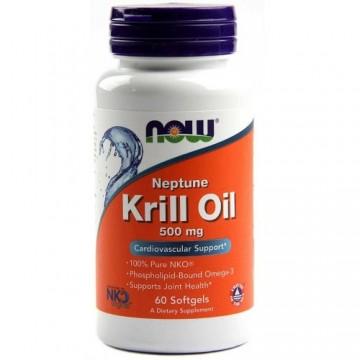 Krill Oil Neptune 60 Cápsulas
