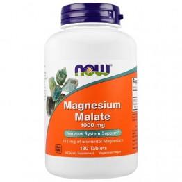 Magnesium Malate 1000mg 180 Comprimidos