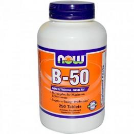 Now B-50 100 Comprimidos
