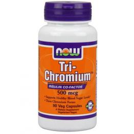 Tri-Chromium 500 mcg 90 Cápsulas