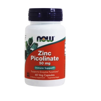 Zinc Picolinate 50mg 60 Cápsulas Now