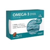 Ómega 3 DHA Óleo de Algas 60 Cápsulas