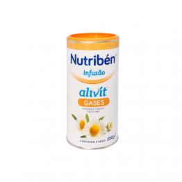 Nutribén Infusão Alivit Gases 200g