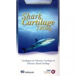 Cartilagem de Tubarão 780mg 90 Cápsulas