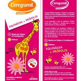 Ceregumil Pediátrico Equinácea + Própolis 250 ml