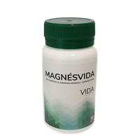 Magnésvida 60 Cápsulas