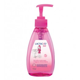 Lactacyd Girl Gel Ultra Suave Higiene Íntima 200ml