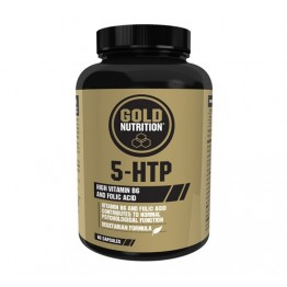 5 HTP GoldNutrition 60 Cápsulas