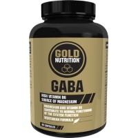 Gaba GoldNutrition 500mg 60 Cápsulas