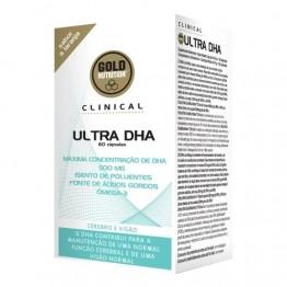 Ultra DHA 500 mg 60 Cápsulas