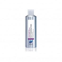 Phyto Phytokératine Shampoo Cabelos Danificados 200ml