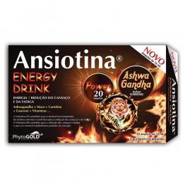 Ansiotina Energy Drink 20 Ampolas