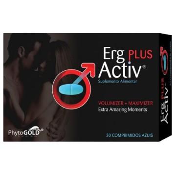 Erg Activ Plus 30 Comprimidos