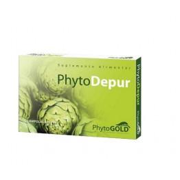 PhytoDepur 10 Ampolas de 10 ml