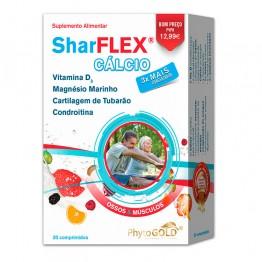 Sharflex Cálcio 30 Comprimidos