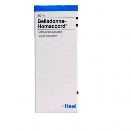 Belladonna-Homaccord 30ml