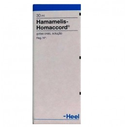 Hamamelis-Homaccord 30ml