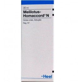 Melilotus-Homaccord N Heel 30mL