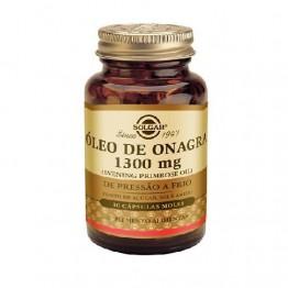 óleo de Onagra 1300 mg 30 Cápsulas Solgar