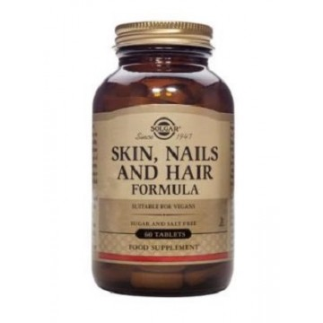 Skin, Nails and Hair Formula 60 comprimidos