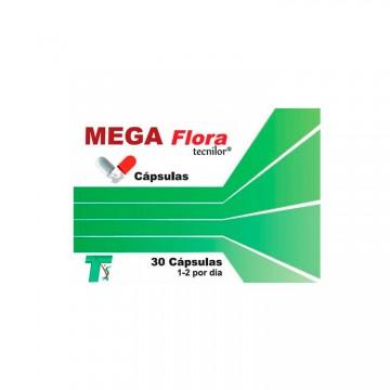Megaflora 30 Cápsulas