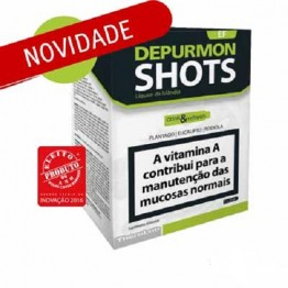 Depurmon Shots 25ml x 12 Ampolas