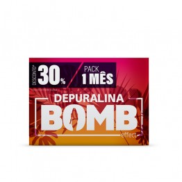 Depuralina Bomb 120 Cápsulas