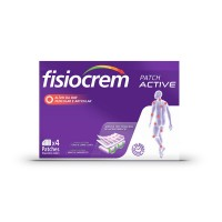 Fisiocrem Patch Active 4 Unidades