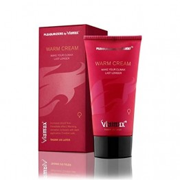 Viamax Warm Cream 50ml