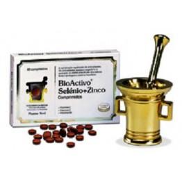 Bioactivo Selénio + Zinco 60 comprimidos