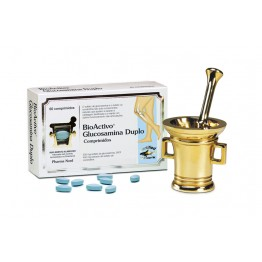Bioactivo Glucosamina Duplo 60 comprimidos
