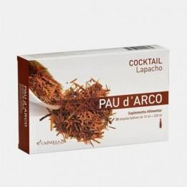 Cocktail Lapacho Pau D'arco 20 Ampolas
