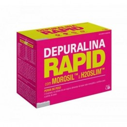 Depuralina Rapid 60 Cápsulas