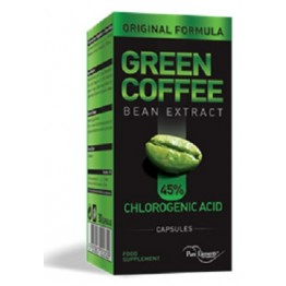 Green Coffee Bean Extract 30 cápsulas