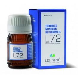 L72 - Homeopatia 30ml