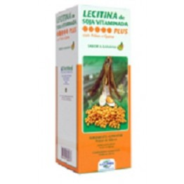 Lecitina de Soja Vitaminada Plus