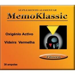 MemoKlassic 30 ampolas