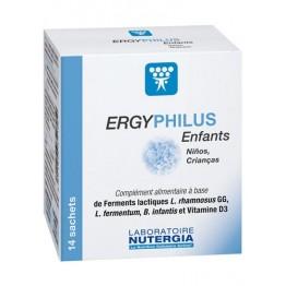 Ergyphilus Crianças 14 saquetas