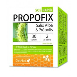 Propofix SOS Rapid 30 Cápsulas