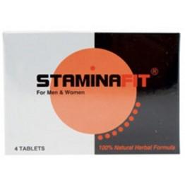 Staminafit 4 cápsulas